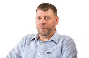 Terry Millward - Works Director